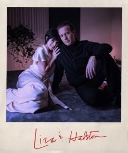 Liza e Halston